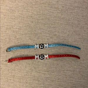 Jewelry - Soccer mom bracelets